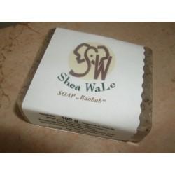 "Shea WaLe Soap ""Baobab"" appr. 80g"