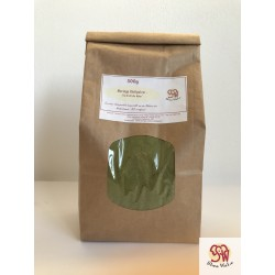 Moringa Oleifera Leaf Powder, grown wild