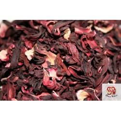 Thé à l'hibiscus 1kg en vrac