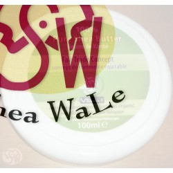 Shea WaLe Sheabutter BIO mit Vitamin E 100ml