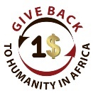 logo give back to society in africa